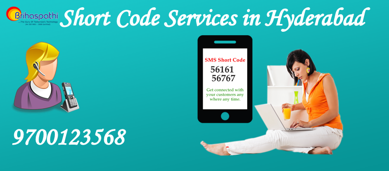 short code services in hyderabad