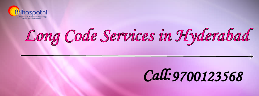 Long Code Services in Hyderabad