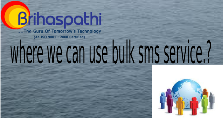 bulk sms services, target customers